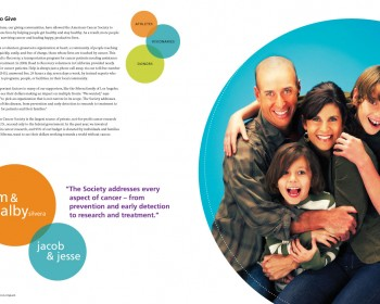 American Cancer Society annual report