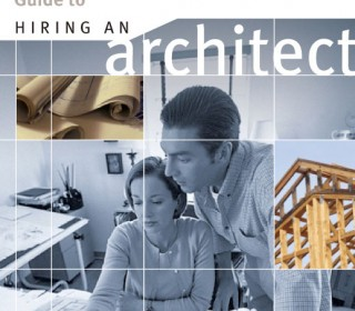 California Architects Board consumer guide to hiring an architect
