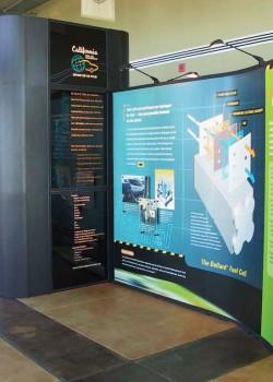 California Fuel Cell Partnership exhibit