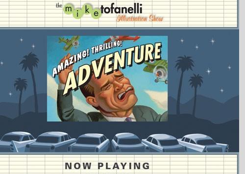 MIKE TOFANELLI ILLUSTRATION <b /> website