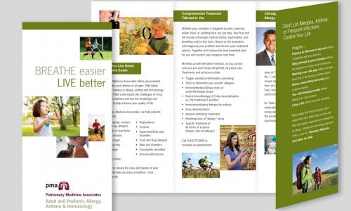 Pulmonary Medicine Associates brochure