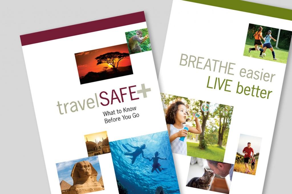 Pulmonary Medicine Associates brochures