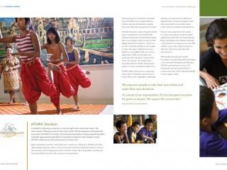 Sierra Health Foundation biannual report