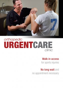 Summit Orthopedic Specialists brochure
